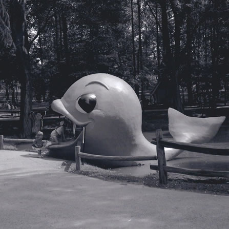 Willie the Whale from 1955