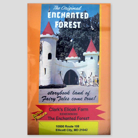 The Enchanted Forest DVD